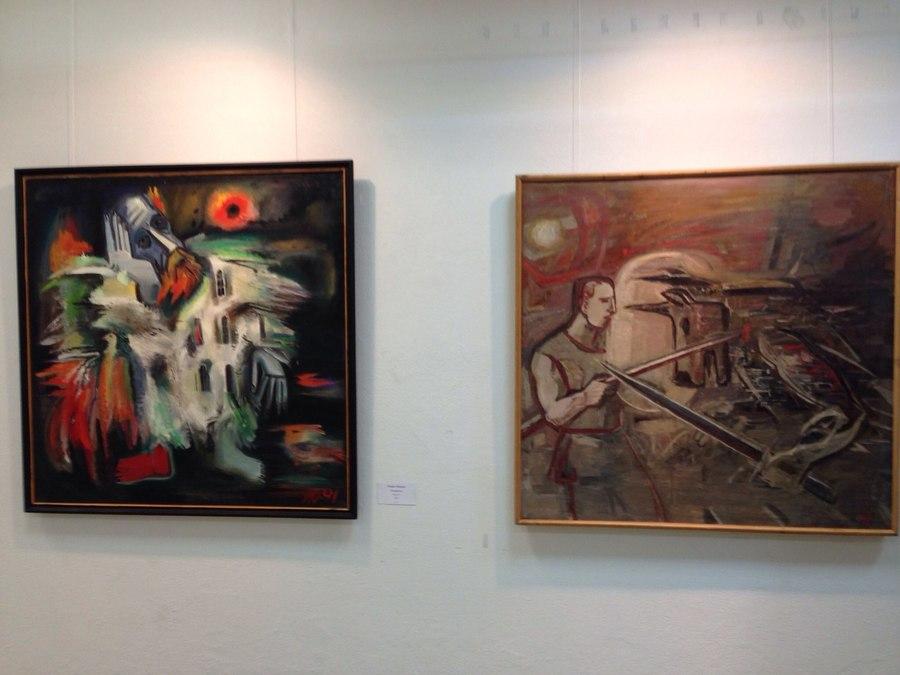 В Перми на выставке «Контекст» меня постигло разочарование