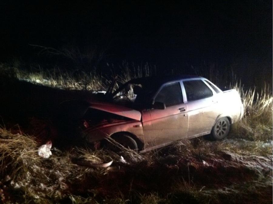 Сегодня ночью в Перми в ДТП пострадали три женщины и малыш
