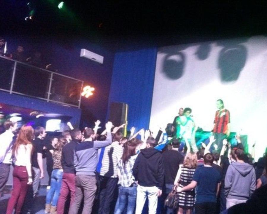Нидерландский хип-хоп зажег пермскую молодежь