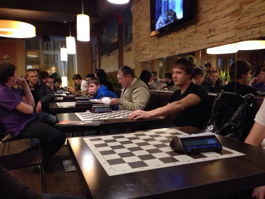 В Перми начался  турнир в Coffeeshop Company