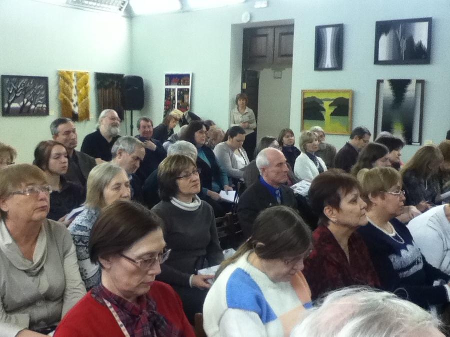 В Перми прошла конференция «Пермский дом в истории и культуре края»