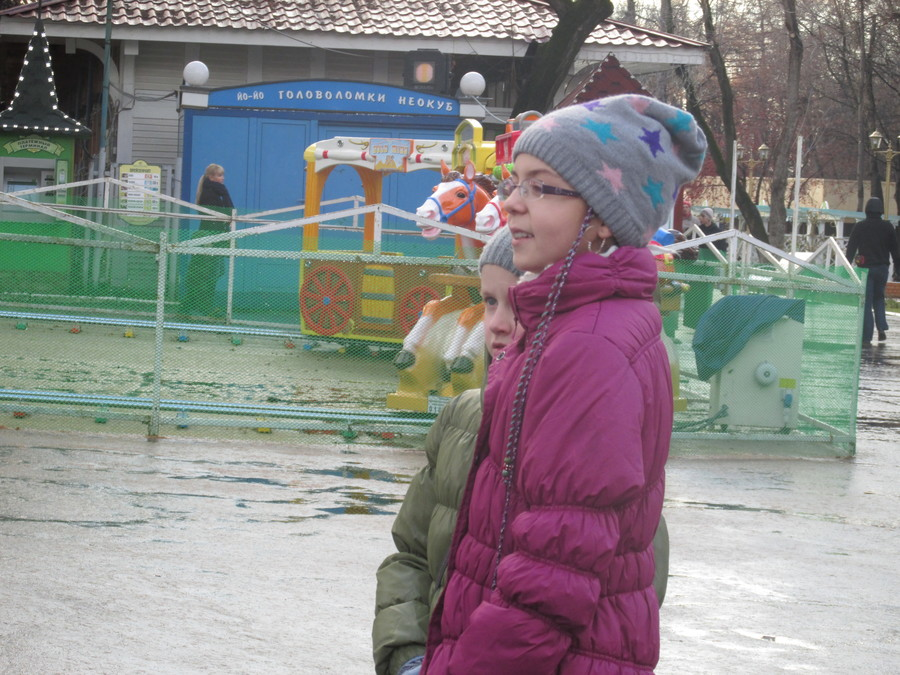В Перми сегодня помогали больным детям - фото 9