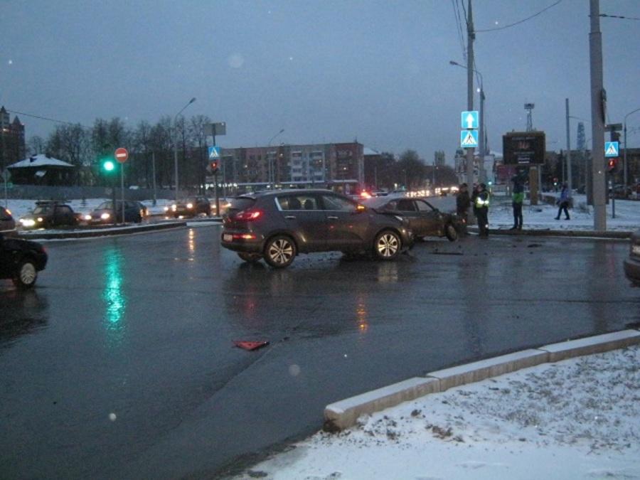 В ДТП в Свердловском районе Перми пострадал ребенок