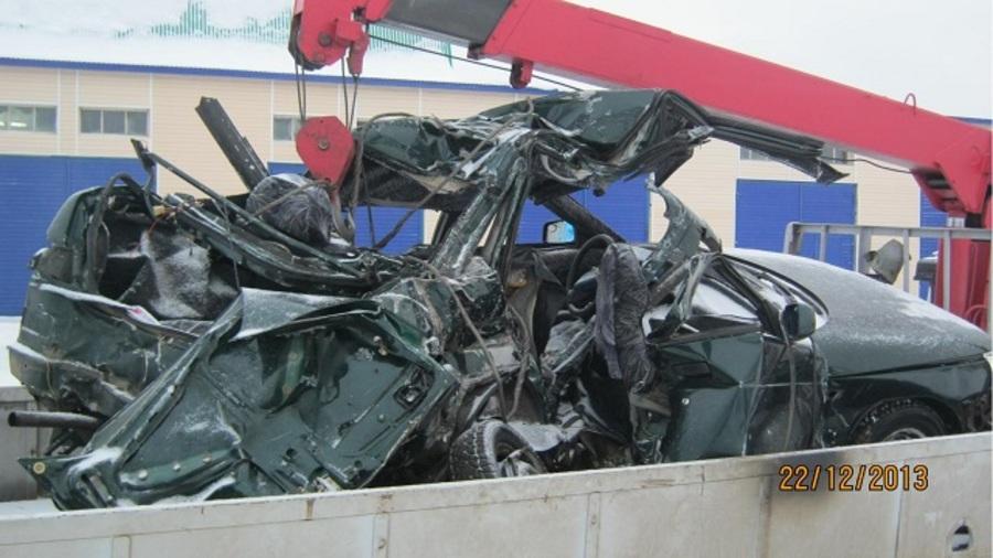 ГИБДД сообщает подробности автоаварии в Чайковском районе - фото 1