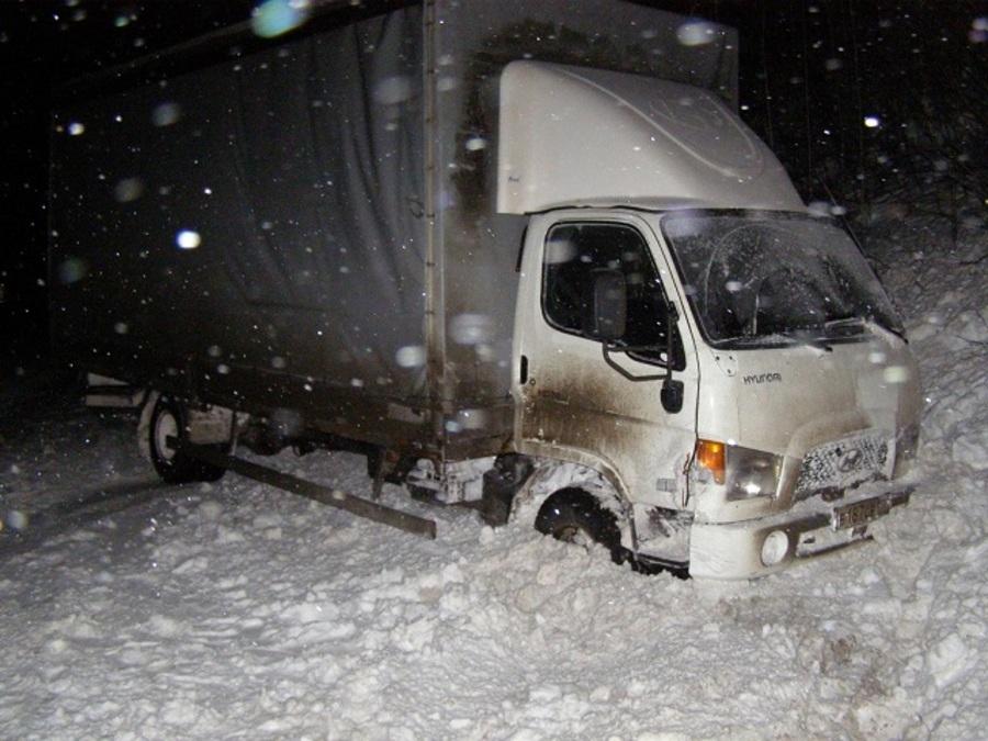 В Чернушинском районе в столкновении автомобилей погиб водитель ВАЗ 2114 - фото 1