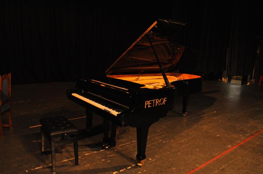 Пермская филармония подарила рояль Березникам