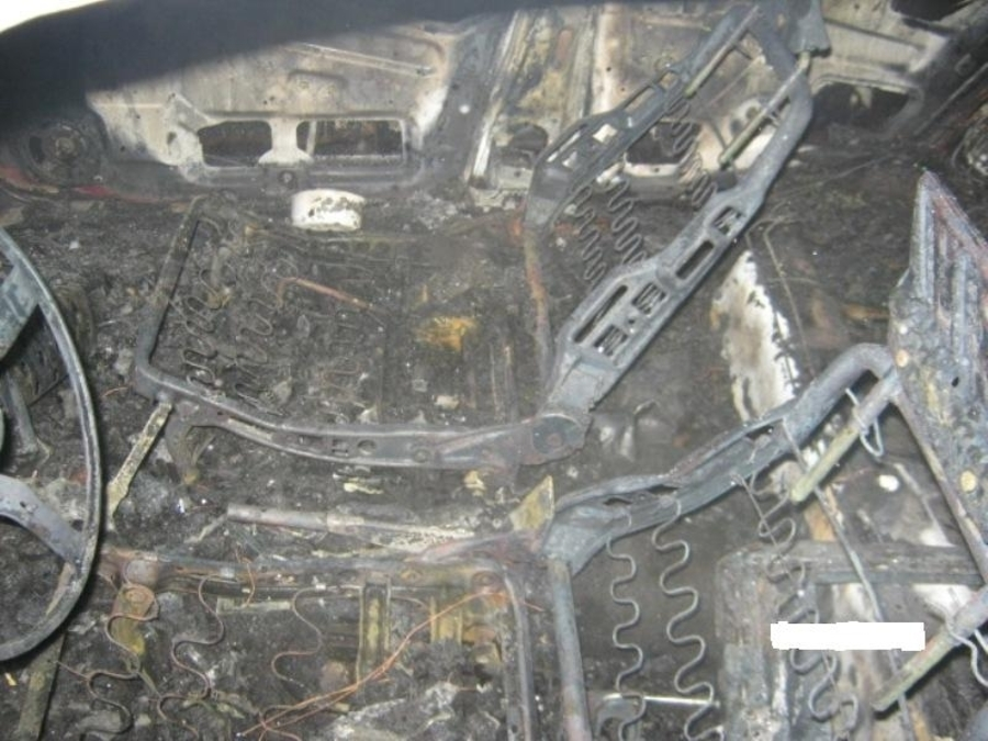 Житель Красновишерска отомстил работодателю поджогом автомобиля