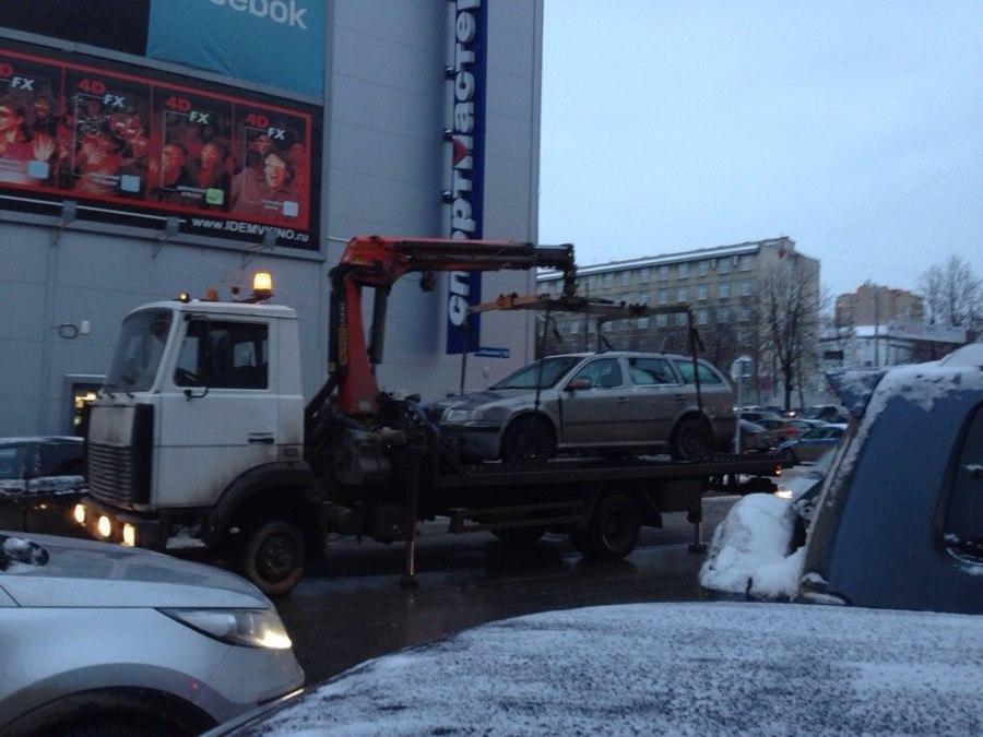В Перми многие автовладельцы не обнаружили  своих машин