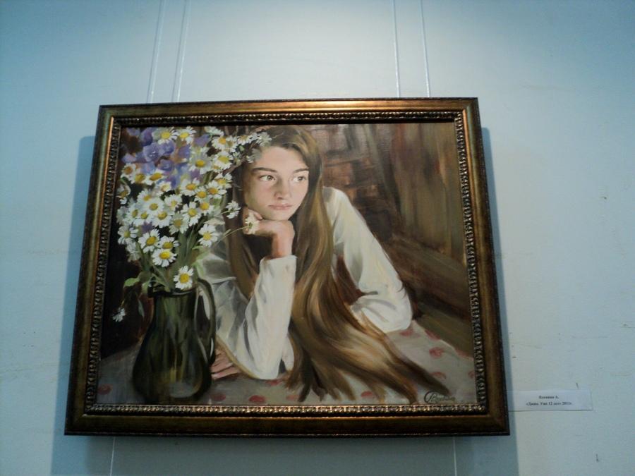 В Перми открылась выставка больших картин