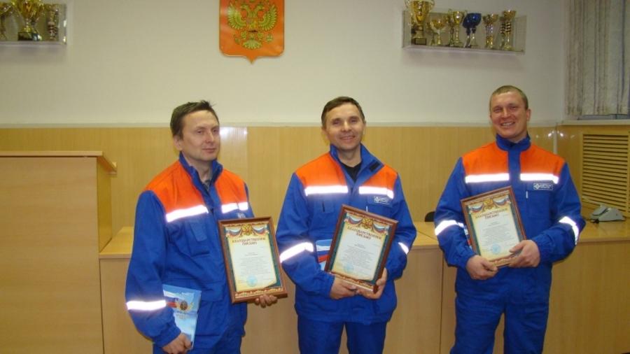 В Перми наградили электриков, отыскавших потерявшихся детей