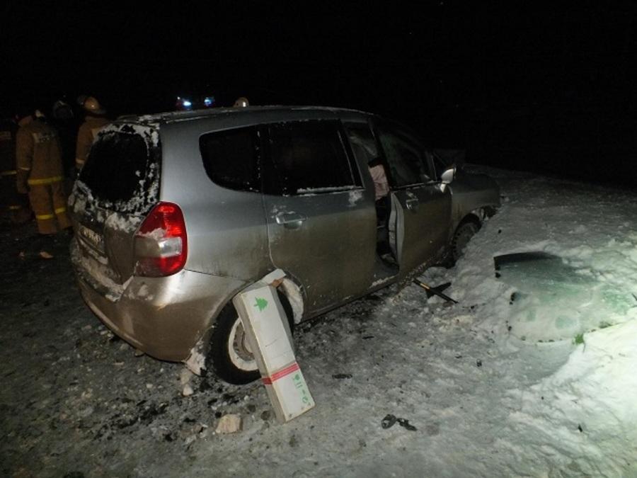 ГИБДД сообщает подробности крупной аварии в Соликамском районе