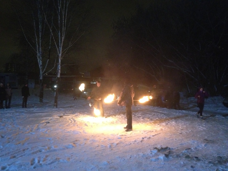 В Перми собрались огнепоклонники буквы Ё - фото 1