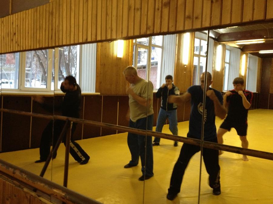 В Перми учат французов драться по-русски - фото 1
