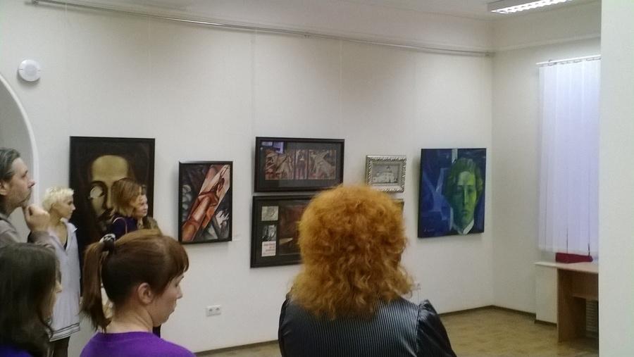 В Перми открылась выставка «Сохранить время»