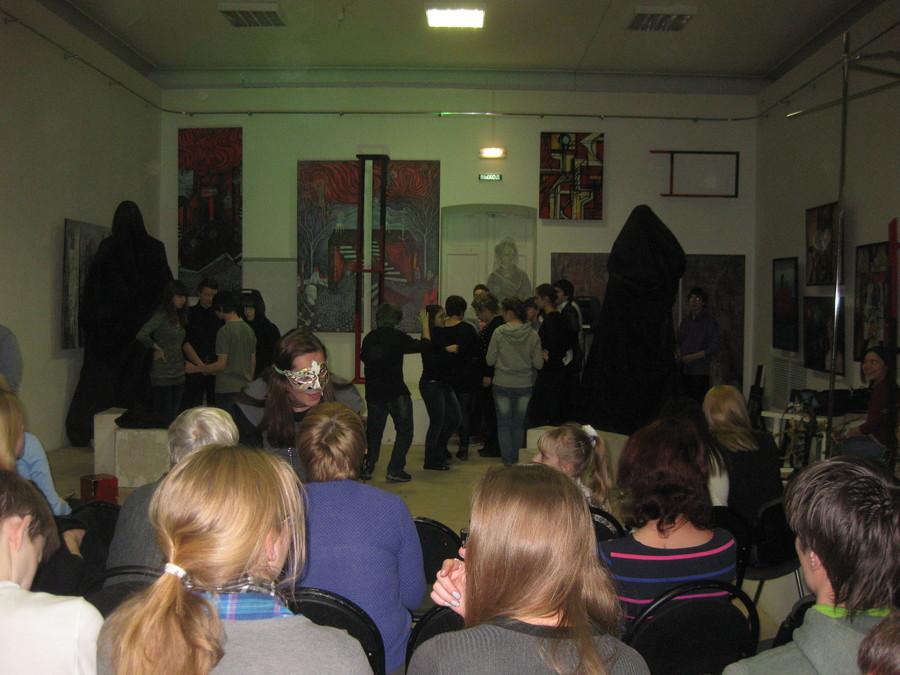 Театр «Пилигрим» повеселил пермяков исполнением «Ромео и Джульетты»