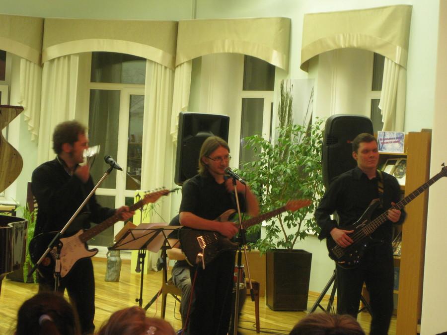 В Перми прошел концерт битломанов - фото 1