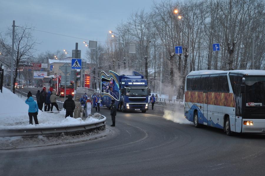 Олимпийская чаша в Перми зажжена! - фото 2