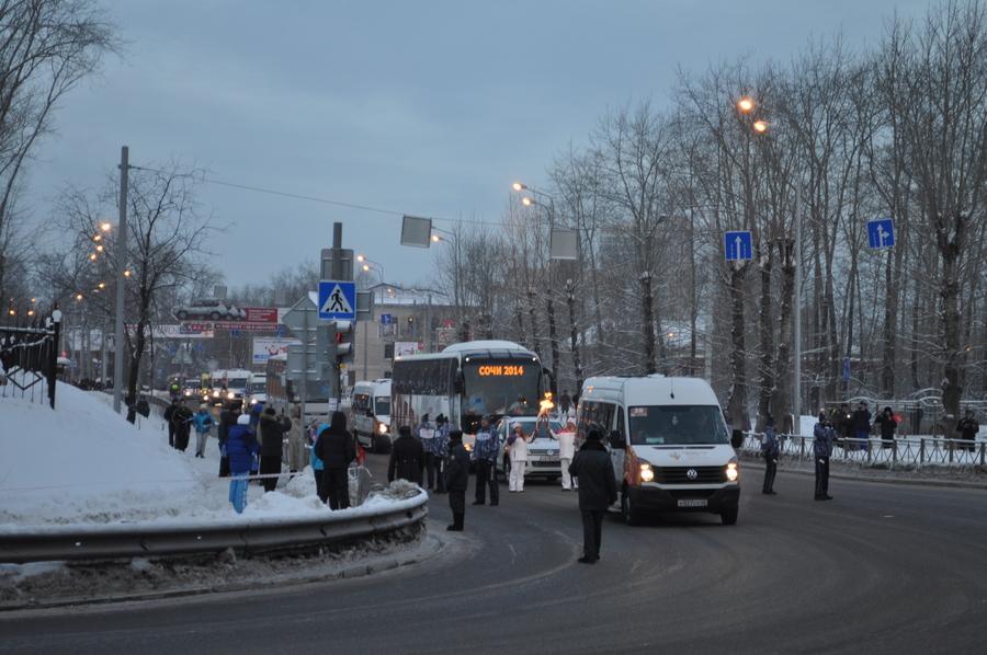 Олимпийская чаша в Перми зажжена! - фото 4