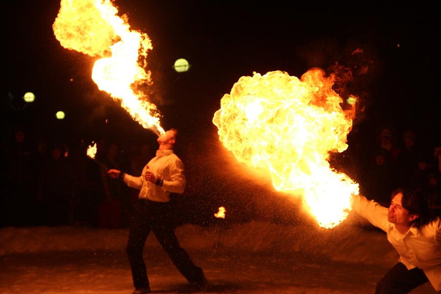 Пермяков опалило «крещенским огнем» - фото 1