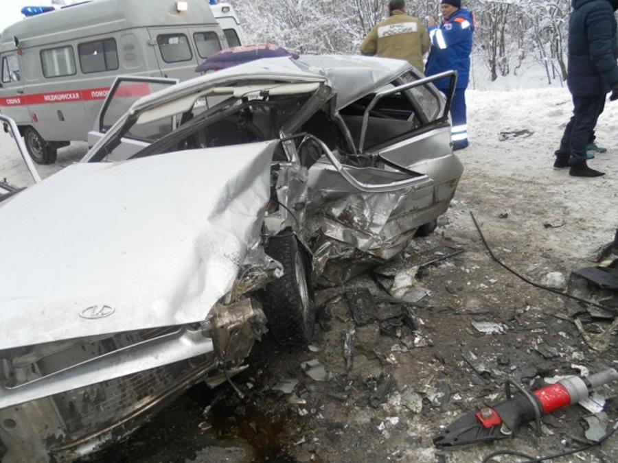 Виновник крупной аварии в Кунгурском районе, водитель Нивы, установлен - фото 1