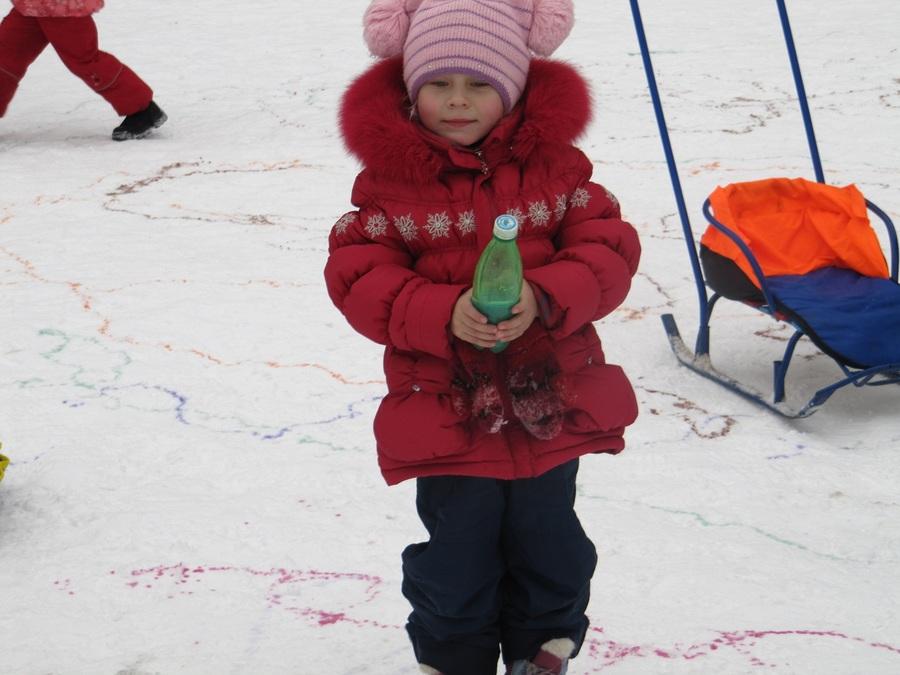 Пермские дети раскрыли в себе талант абстракционистов - фото 1