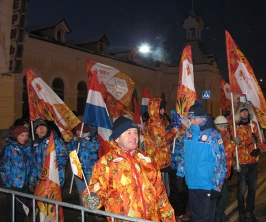 Завтра Олимпийский огонь пронесут по Перми, движение ограничено - фото 1