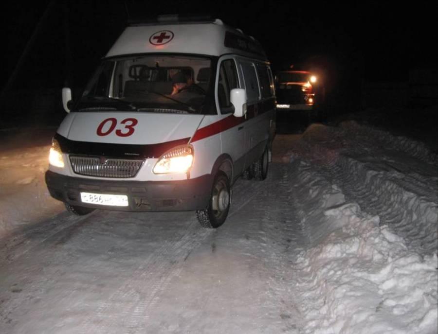 В Красновишерске на пожаре погибли три человека