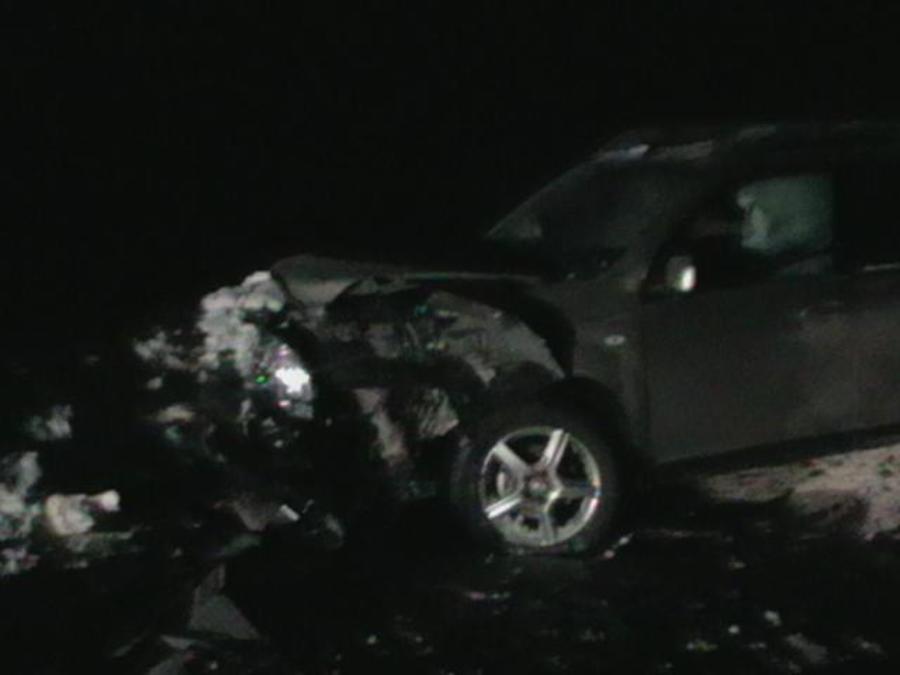 В Горнозаводском районе в столкновении Форда с Ниссаном погибли два человека - фото 1