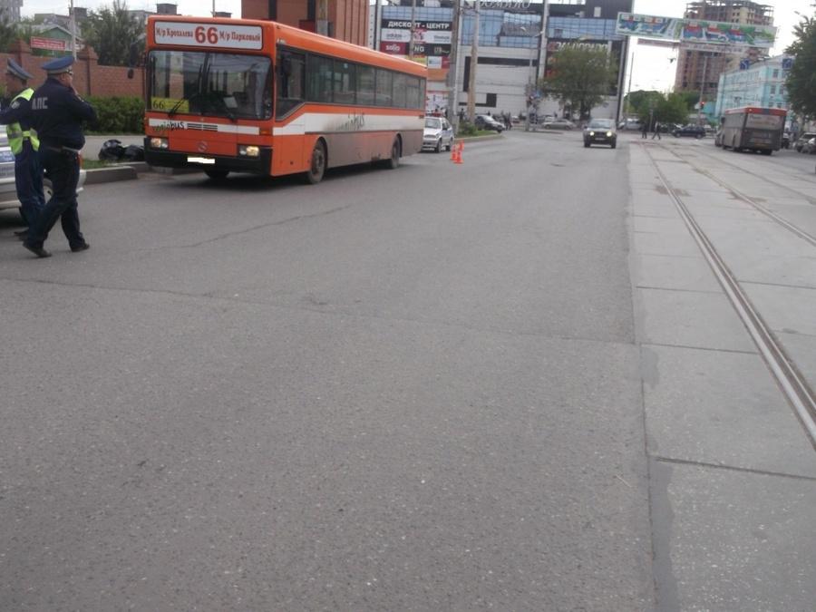 В Перми водитель автобуса, задавивший девочку, признан виновным - фото 1