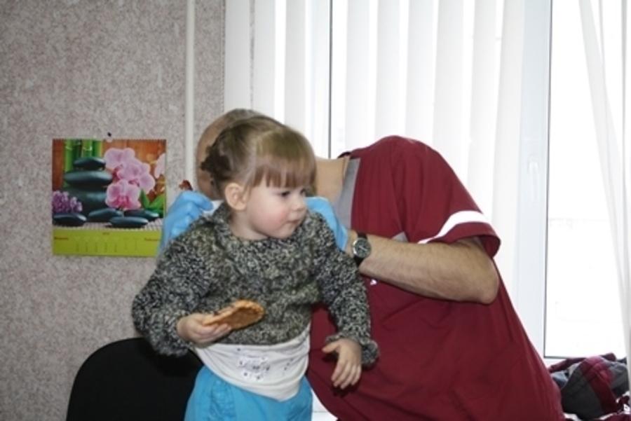 В Перми полицейские разыскивают родителей двухлетней девочки