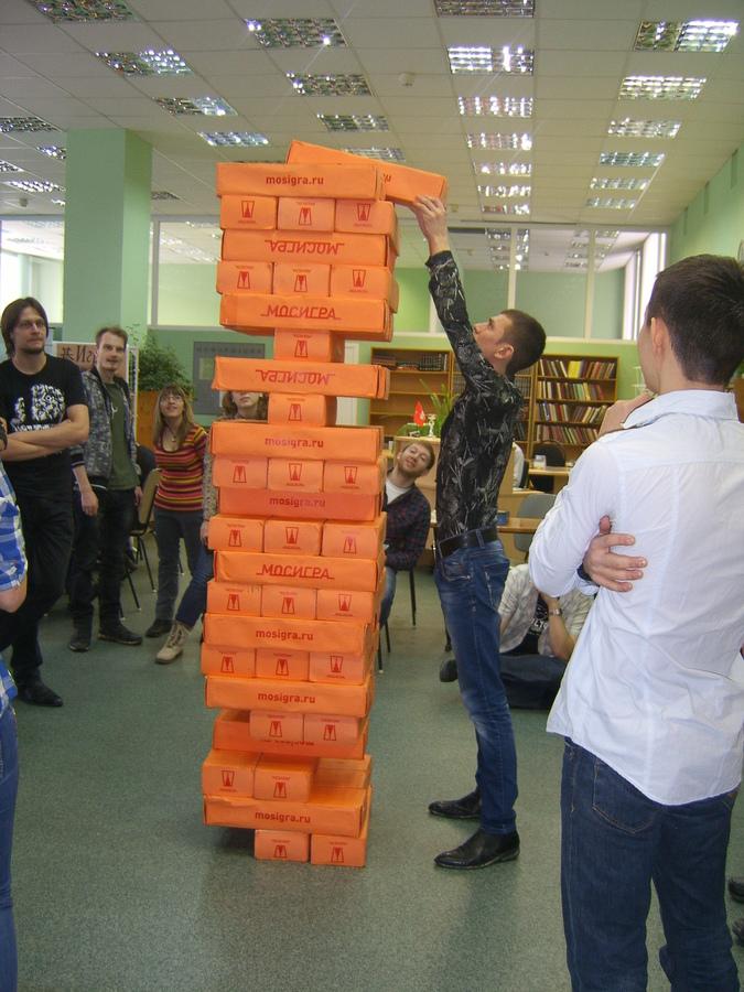 Пермский «Культурный диван» оккупировал столы - фото 8