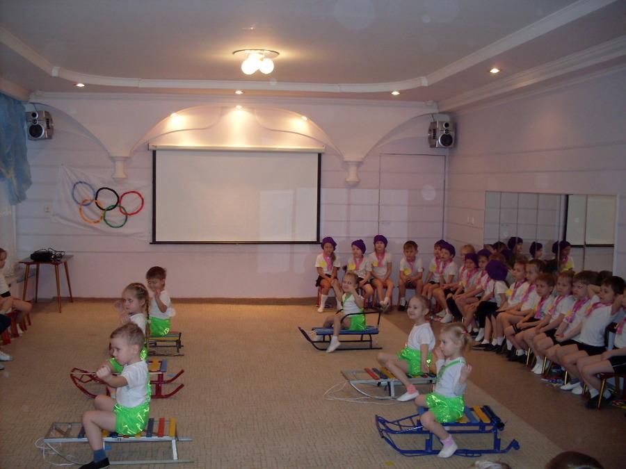 В детском садике №278 состоялось открытие Олимпийских игр - фото 3