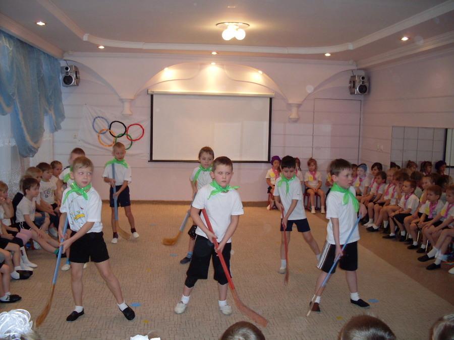 В детском садике №278 состоялось открытие Олимпийских игр - фото 5