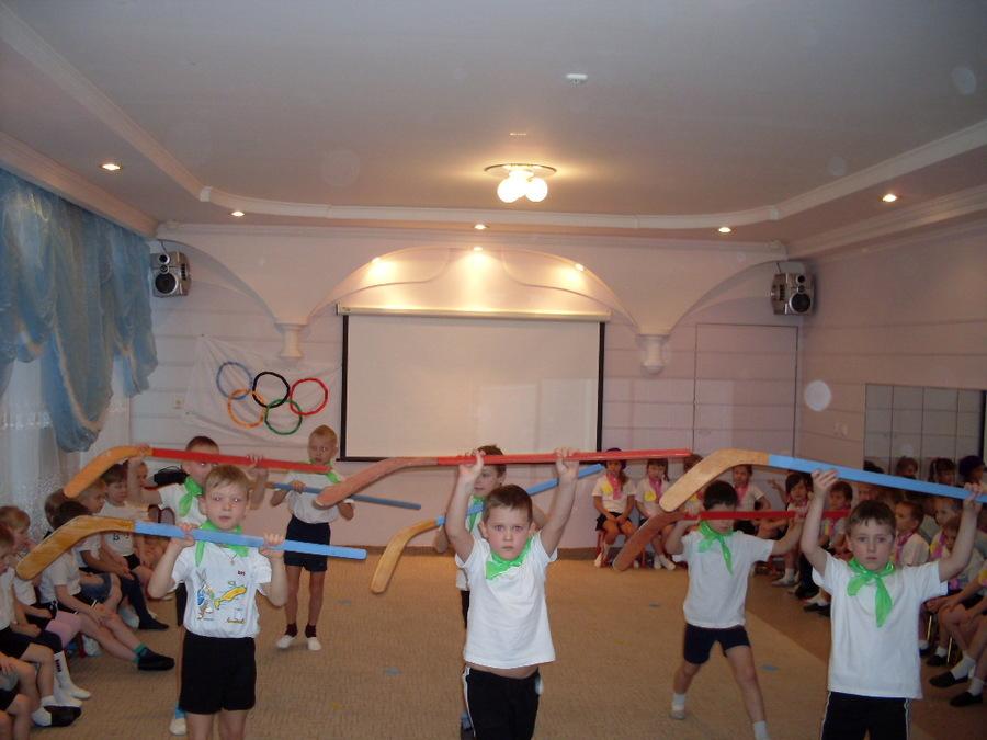В детском садике №278 состоялось открытие Олимпийских игр - фото 6