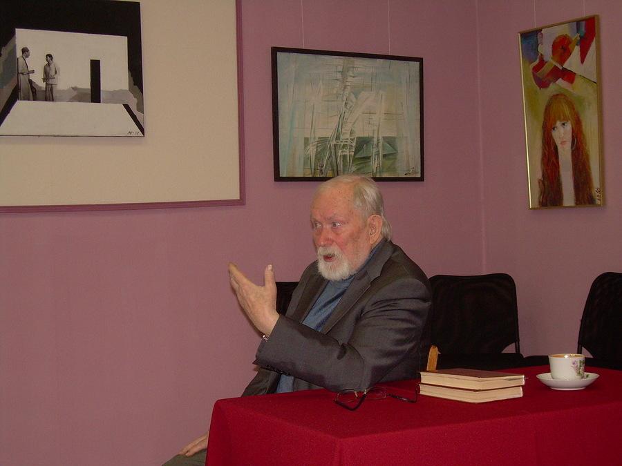 Умер Иван Бобылев, легенда театральной Перми - фото 1