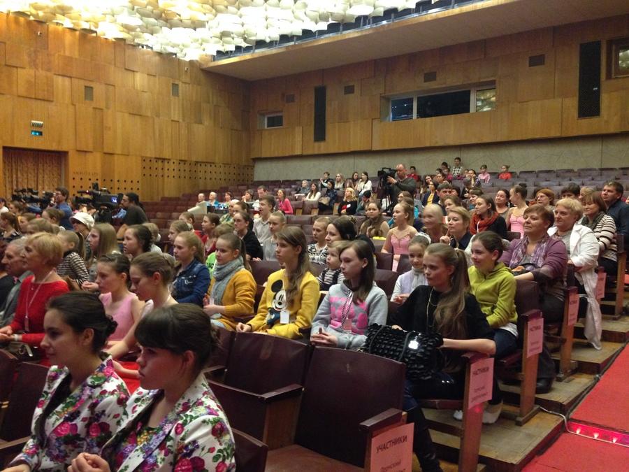 В Перми открылся фестиваль «Пермский дивертисмент»
