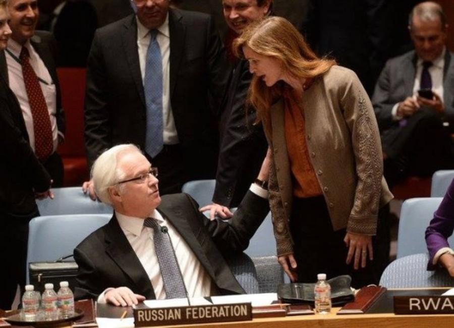 Нападение в ООН на Виталия Чуркина