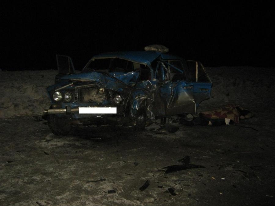 На Восточном обходе Перми в столкновении Доджа и «шестерки» один человек погиб, трое ранены