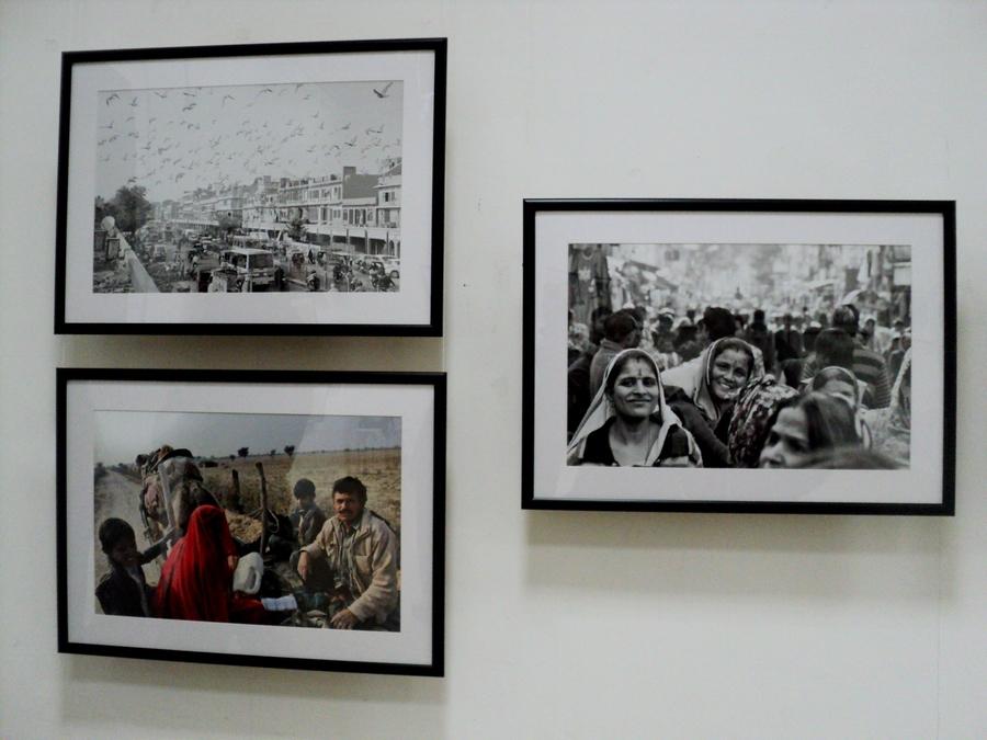 В пермской Арт-резиденции открылась выставка нетуристической Индии