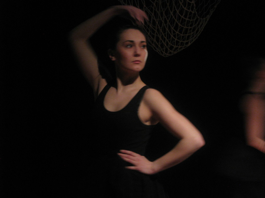 Пермские студенты танцуют дикие танцы - фото 5