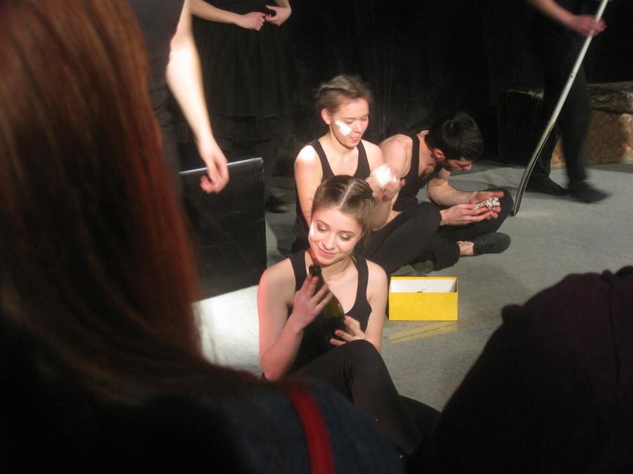 Пермские студенты танцуют дикие танцы - фото 15