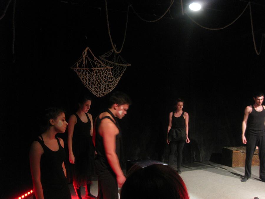Пермские студенты танцуют дикие танцы - фото 19