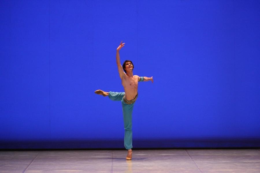 В Перми подведены итоги 1 тура конкурса артистов балета Арабеск - фото 1