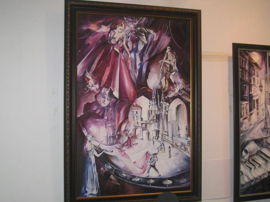 В Перми открылась выставка «Музыка»