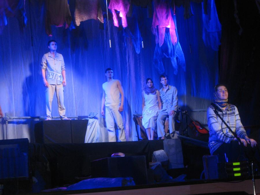 Артисты из Пермского политеха заставили своих зрителей плакать