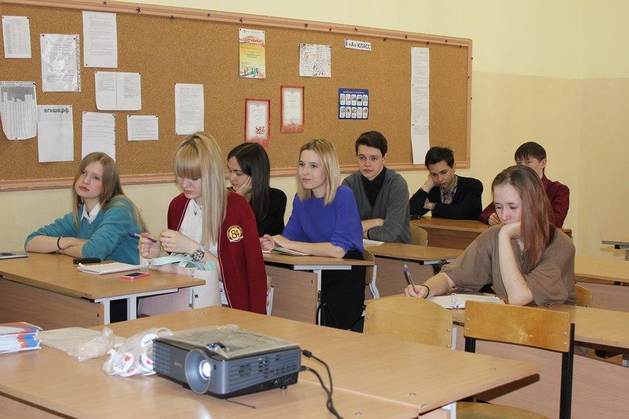 Студенты Пермского политеха PRосвещают школьников - фото 2