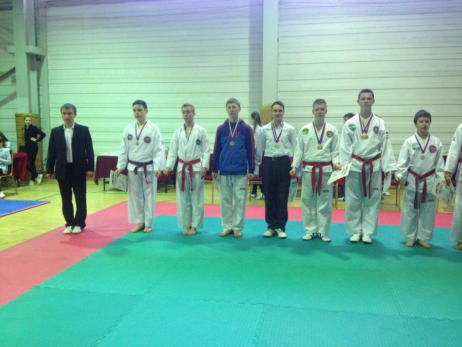 В Перми прошли командные соревнования по тхэквондо ГТФ