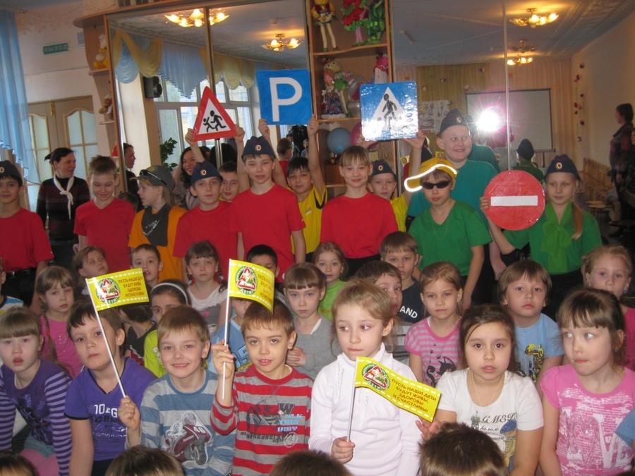 В Перми проводится конкурс юных инспекторов движения - фото 1