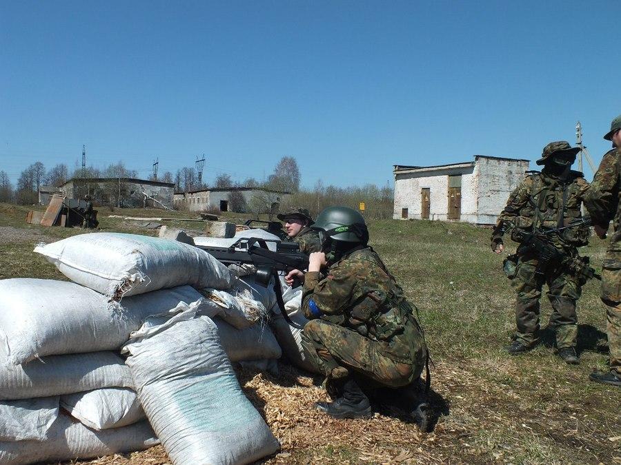 В Перми состоялось противостояние СССР против НАТО