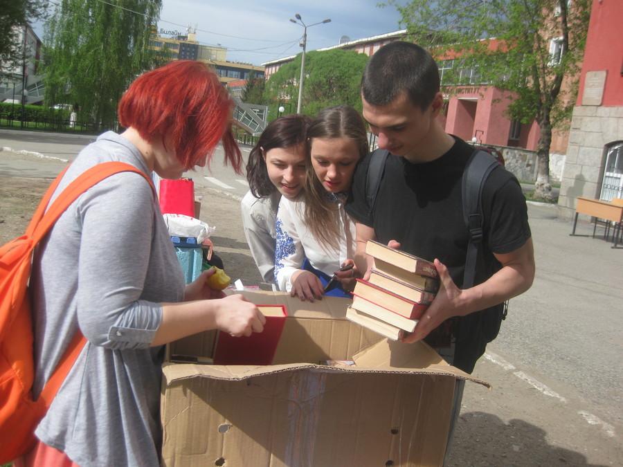 В Перми прошла веселая книжная ярмарка